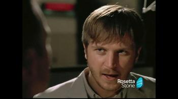 Rosetta Stone TV Spot, 'Foreign Language Tape Announcer' - Thumbnail 6