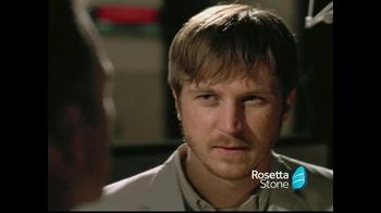 Rosetta Stone TV Spot, 'Foreign Language Tape Announcer' - Thumbnail 7