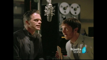 Rosetta Stone TV Spot, 'Foreign Language Tape Announcer'