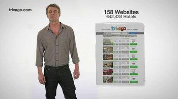 trivago TV Spot, 'Compares Prices' - Thumbnail 3