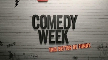 Comedy Week TV Spot, 'Fake Laughing' Feat. Andy Samberg, Sarah Silverman - Thumbnail 9