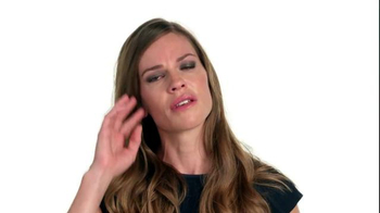 The NO MORE Project TV Spot, 'Speechless: Hilary Swank' - Thumbnail 6