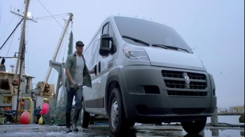 2015 Ram ProMaster City TV Spot, 'Run the Town' - 405 commercial airings