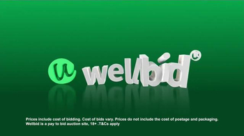 Wellbid TV Spot, 'Home Theatre in the Price of the Scarf' - Thumbnail 10