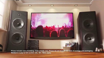 Wellbid TV Spot, 'Home Theatre in the Price of the Scarf' - Thumbnail 7