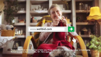 Wellbid TV Spot, 'Home Theatre in the Price of the Scarf' - Thumbnail 8