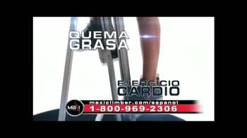 MaxiClimber TV Spot, 'El Mejor Ejercicio' [Spanish] - Thumbnail 5