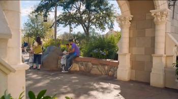 Disney Parks & Resorts TV Spot, 'ESPN Disney Cheer' Featuring Lee Corso - Thumbnail 1