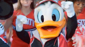 Disney Parks & Resorts TV Spot, 'ESPN Disney Cheer' Featuring Lee Corso - Thumbnail 9