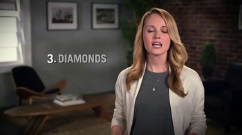 Kay Jewelers Diamonds in Rhythm TV Spot, 'FX Network: Holiday Shopping' - Thumbnail 2