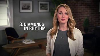 Kay Jewelers Diamonds in Rhythm TV Spot, 'FX Network: Holiday Shopping' - Thumbnail 3