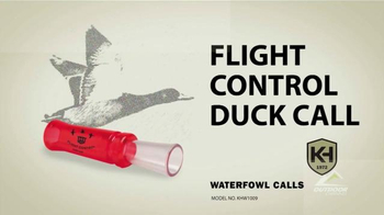 Knight & Hale Flight Control Duck Call TV Spot, 'Harold Knight' - Thumbnail 10