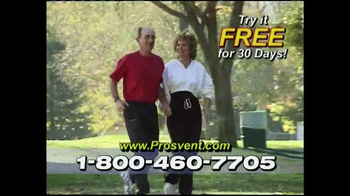 ProsVent TV Spot, 'Limit Urination' - Thumbnail 9