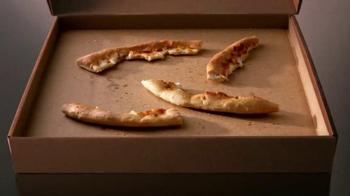 Pizza Hut Flavor of Now Menu TV Spot, 'New Crust Flavors' - Thumbnail 1