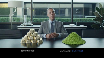 Comcast Business TV Spot, 'A Gold-Plated Soybean' - Thumbnail 3