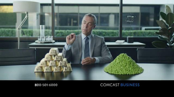 Comcast Business TV Spot, 'A Gold-Plated Soybean' - Thumbnail 7