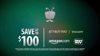 TiVo Roamio TV Spot, 'Can Your Television Do This?' - Thumbnail 9