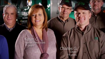 R+L Carriers TV Spot, 'Happy Holidays: Continued Success' - Thumbnail 8