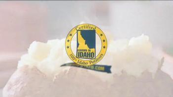 Idaho Potato TV Spot, 'Famous Idaho Potato Bowl' Featuring Heather Cox - Thumbnail 7