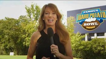 Idaho Potato TV Spot, 'Famous Idaho Potato Bowl' Featuring Heather Cox - Thumbnail 3