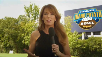 Idaho Potato TV Spot, 'Famous Idaho Potato Bowl' Featuring Heather Cox - Thumbnail 4