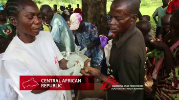Doctors Without Borders TV Spot, 'Around the World'