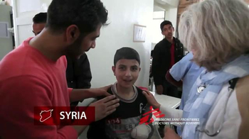 Doctors Without Borders TV Spot, 'Around the World' - Thumbnail 5