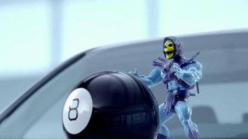 Honda Happy Honda Days Sales Event TV Spot, 'Skeletor: Magic Eight Ball'