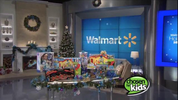 Walmart TV Spot, 'Toys Chosen by Kids' - Thumbnail 3
