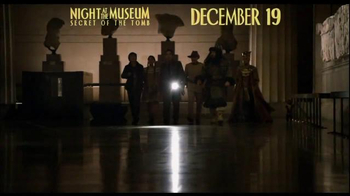 Night at the Museum: Secret of the Tomb - Alternate Trailer 23