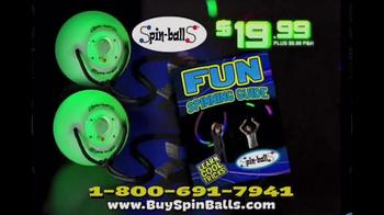 Spin-Balls TV Spot, 'Fun for Everyone' - Thumbnail 4