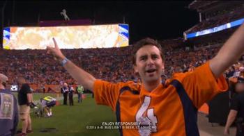 Bud Light TV Spot, 'Denver Broncos Fan's Dream' - Thumbnail 10