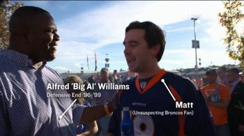 Bud Light TV Spot, 'Denver Broncos Fan's Dream' - Thumbnail 2