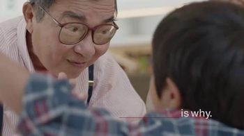 American Heart Association TV Spot, 'Life Is Why: Grandfather'