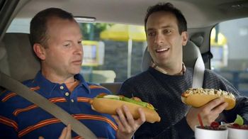 Sonic Drive-In Footlong Hot Dogs TV Spot, 'Limo Style' - Thumbnail 2