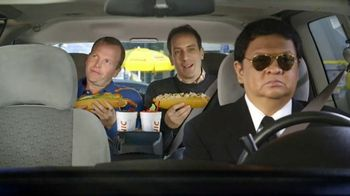 Sonic Drive-In Footlong Hot Dogs TV Spot, 'Limo Style' - Thumbnail 5