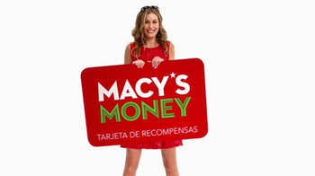 Macy's Money TV Spot, 'Money' [Spanish] - Thumbnail 2