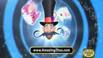 The Amazing Zhus TV Spot, 'Ringmaster IntroAnimation' - Thumbnail 8