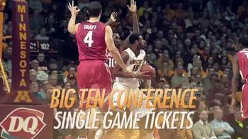 Big Ten Conference TV Spot, '2014-15 Men's Basketball Season Tickets' - Thumbnail 4