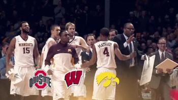Big Ten Conference TV Spot, '2014-15 Men's Basketball Season Tickets' - Thumbnail 7
