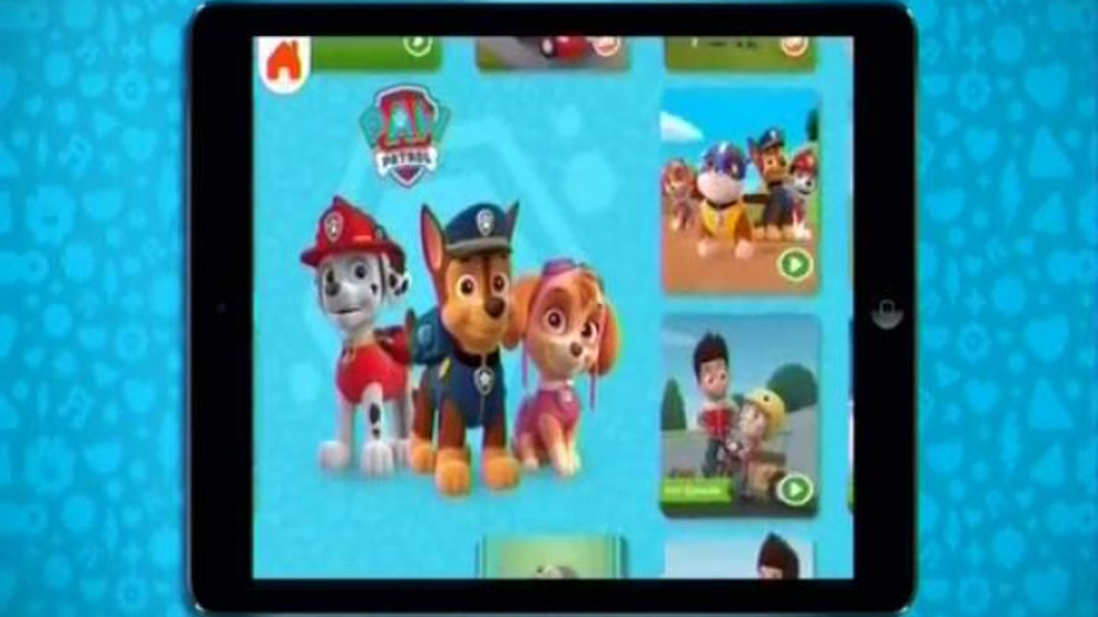 nick jr app tv commercial play smart ispot tv