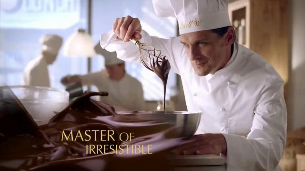 Lindt Lindor Truffles Tv Commercial Master Of