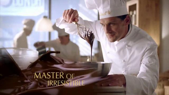 Lindt Lindor Truffles TV Spot, 'Master of Irresistible' - 3589 commercial airings
