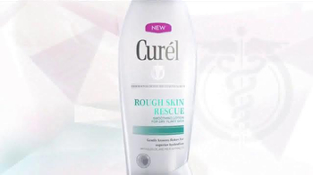 Curel Rough Skin Rescue TV Spot, 'Sandpaper' - Thumbnail 3