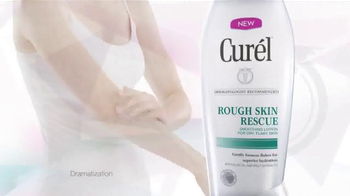 Curel Rough Skin Rescue TV Spot, 'Sandpaper' - Thumbnail 6