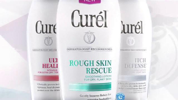 Curel Rough Skin Rescue TV Spot, 'Sandpaper' - Thumbnail 7