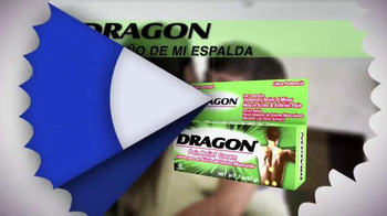 Dragon Pain Relief Cream TV Spot, 'Propiedad de Dragon' [Spanish] - Thumbnail 7
