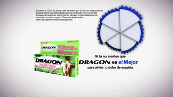 Dragon Pain Relief Cream TV Spot, 'Propiedad de Dragon' [Spanish] - Thumbnail 8