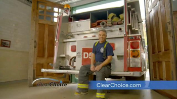 ClearChoice TV Spot, \'Firefighter\'