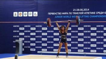 Progenex TV Spot, 'Weightlifting Champion' Featuring Lauren Fisher - Thumbnail 9